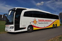 Mercedes Travego RHD-L